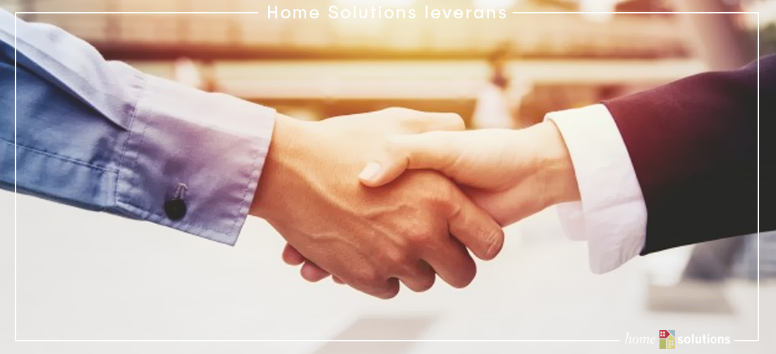 Home Solutions leverans